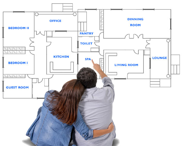 Apartment Floorplans with Apartment Connextion